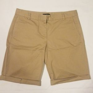 J.Crew Khaki Chino Shorts - 7in